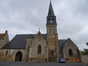 Eglise Saint Martin Charenton du Cher