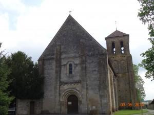 Eglise Sajnt Pierre les Etieux