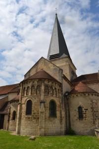 Eglise de Saint Amand de Montrond