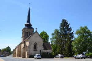 Eglise Saint Martin de Loye