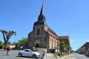 Eglise de Châteaumeillant