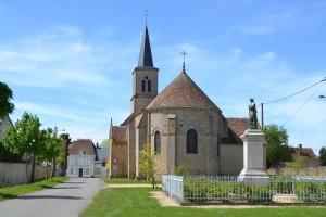 Eglise de Neret