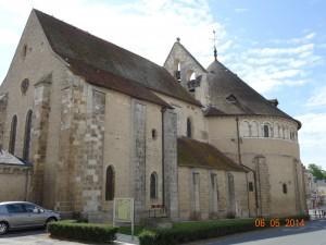 Eglise de Neuvy Saint Sépulchre