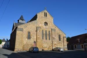 Eglise Saint Paxent