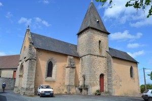 Eglise de Chapelle Baloul