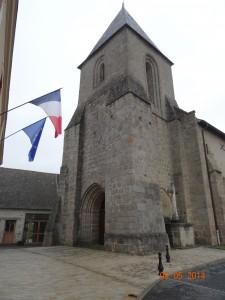 Eglise de Saint Agnant de Versillar