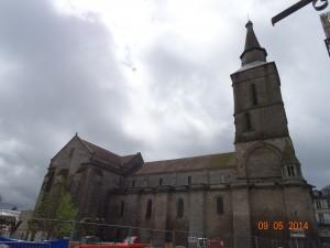Eglise Notre Dame de Souterraine