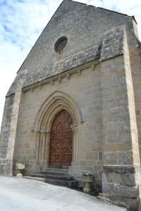Eglise Saint Etienne de Crozant