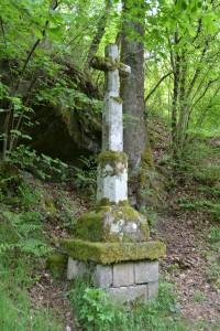Croix sous bois