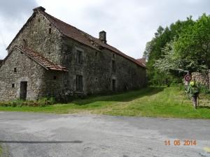 Hameau de l'abbaye Il y avait un ancien couvent de soeurs détruit