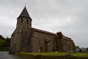 Eglise de Saint Goussaud du XII ième siècle