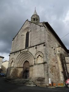 La basilique de Saint Léonard