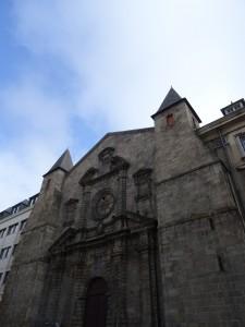 Ancienne chapelle du collège