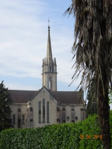Eglise de la nativité de la Vierge à Flandès