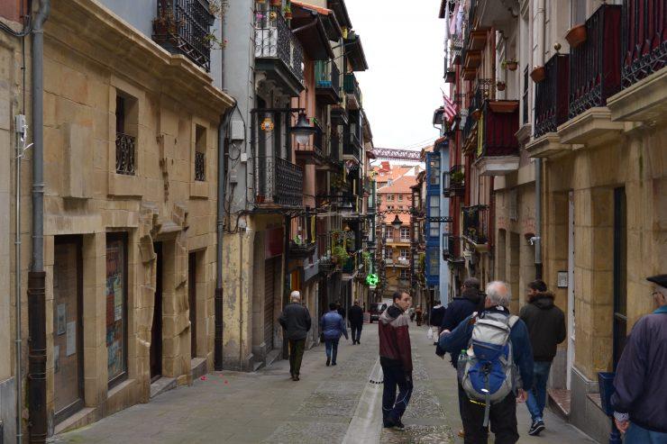 camino Norte Bilbao Santander